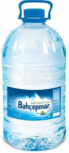 Natural Spring Water 5 lt