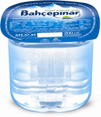 Natural Spring Water 250 ml