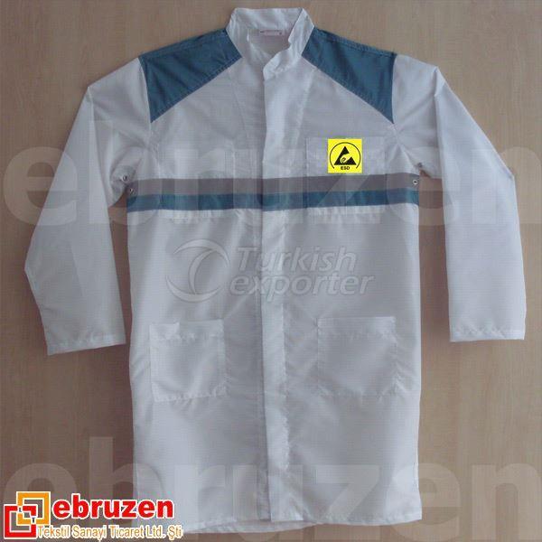 Antistatic Coats Wrk120 021