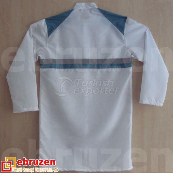 Antistatic Coats Wrk120 022