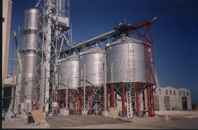 Feed Mill Factory Corn Driying Facilities