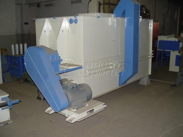 Feed Mill Factory Mixer