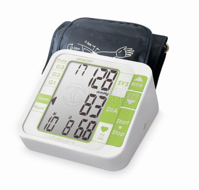Blood Pressure Monitor Checky