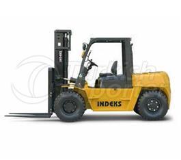 Diesel Forklift 12 Ton