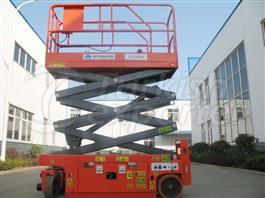 Electrical Scissor Lift 06