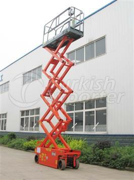 Electrical Scissor Lift 08