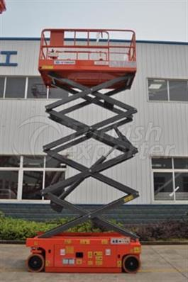 Electrical Scissor Lift 10