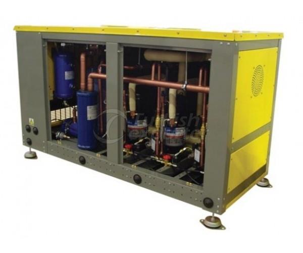 Multi-Compressor Cooling Unit