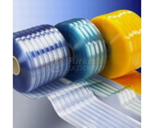 PVC Strip Curtain Rolle