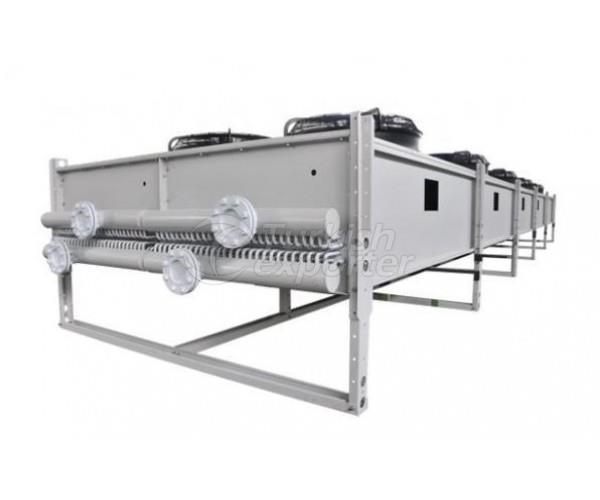 Dry-Wet Evaporator