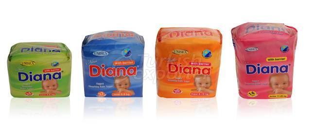 Baby Diaper Diana