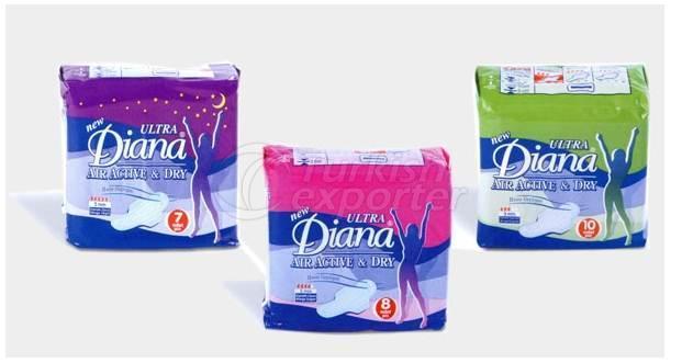 Sanitary Napkin Diana