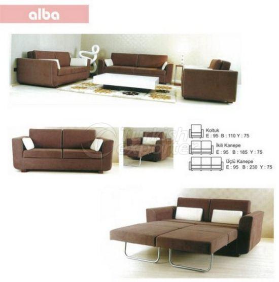 Sitting Sets Alba