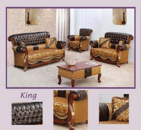Sitting Sets King