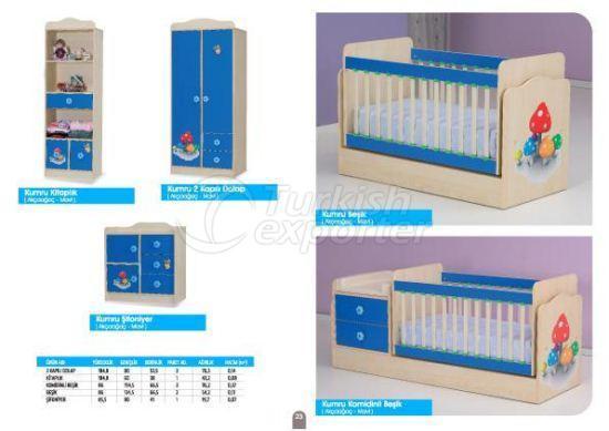 Kumru Baby Room Sets