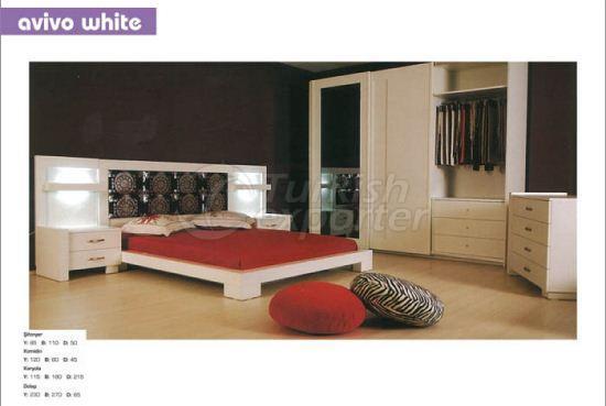 Bedroom Sets Avivo White