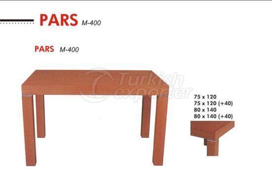 Tables Pars
