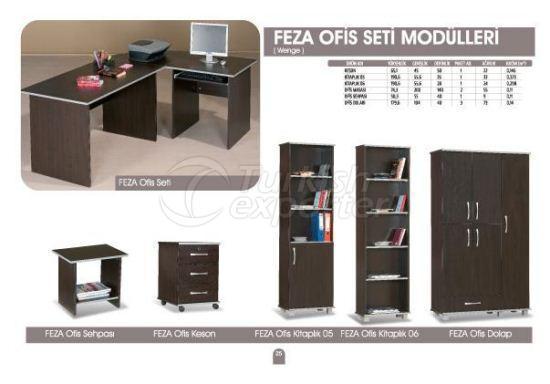 Office Set Modules Feza