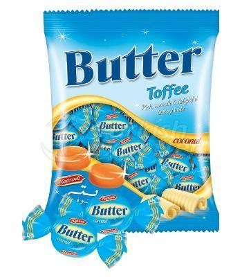 Butter Coconut 600 gr OPP