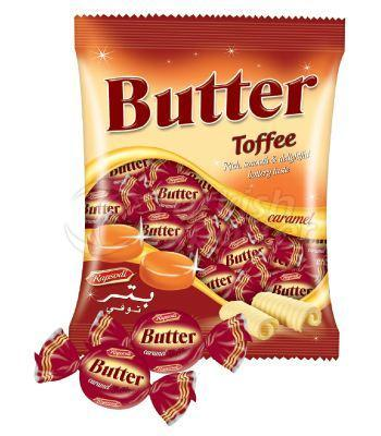 Butter Caramel 600 gr OPP