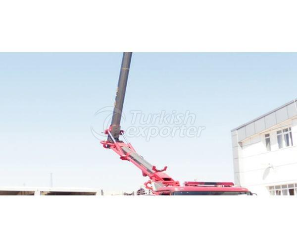 Telescopic Boom System
