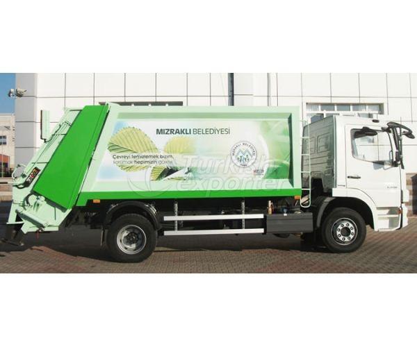 Garbage Trucks KRB-HSCK