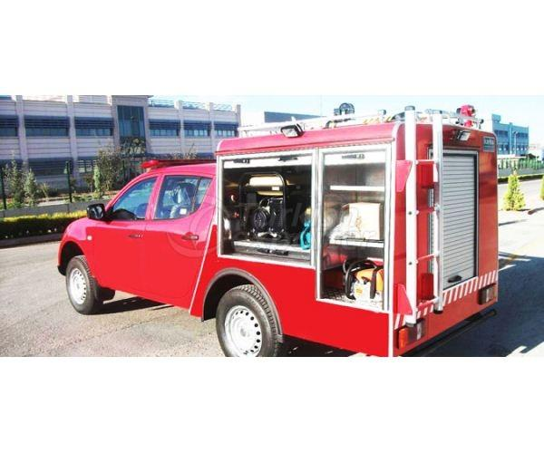 Fire Fighting Rescue Vehicle
