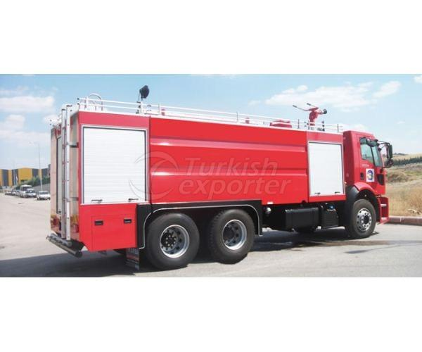 Fire Fighting Support Tanker