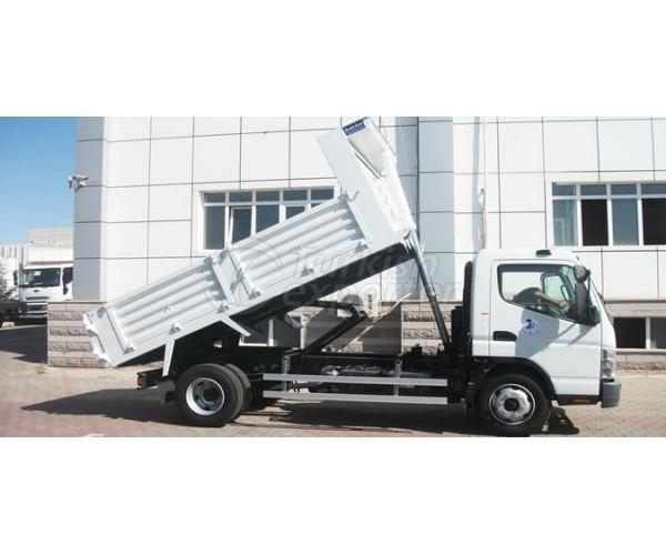 Dumper Trucks KRB-DMP03