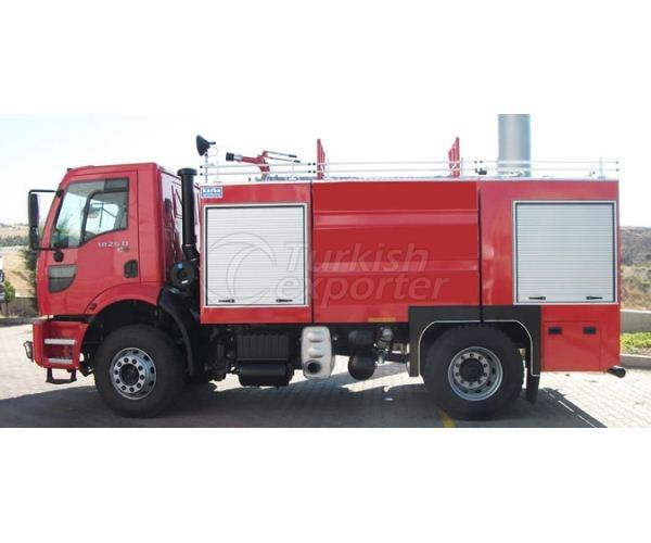 Fire Fighting Pumper