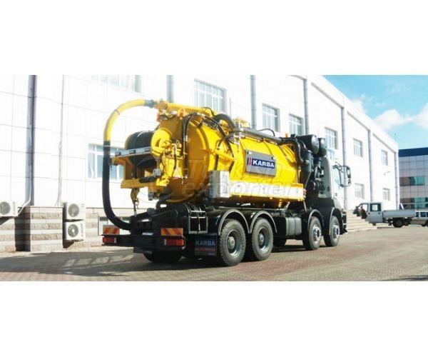 Canal Jetting-Vacuum Trucks