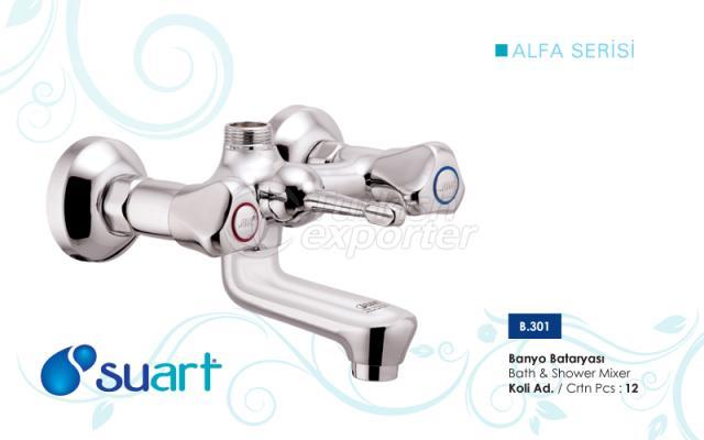 Bathroom Faucet B301 Alfa
