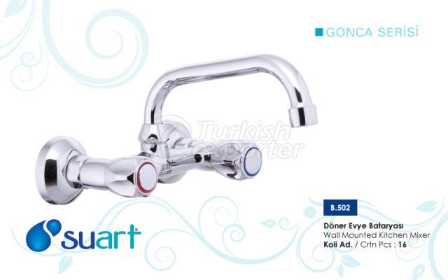 Kitchen Faucet B502 Gonca