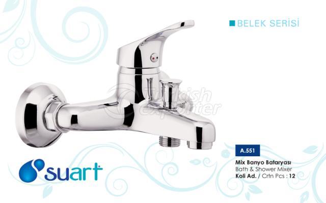 Bathroom Faucet A551 Belek