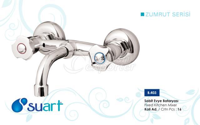 Kitchen Faucet B403 Zumrut