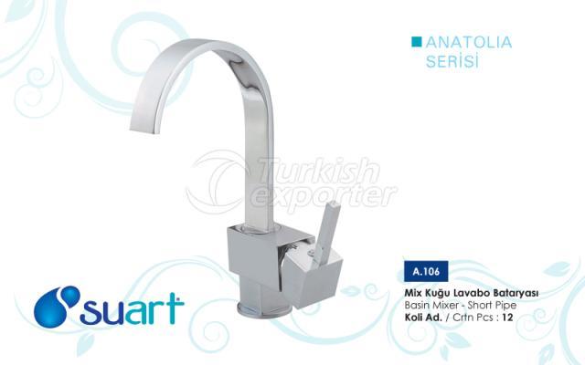 Sink Faucet A106 Anatolia