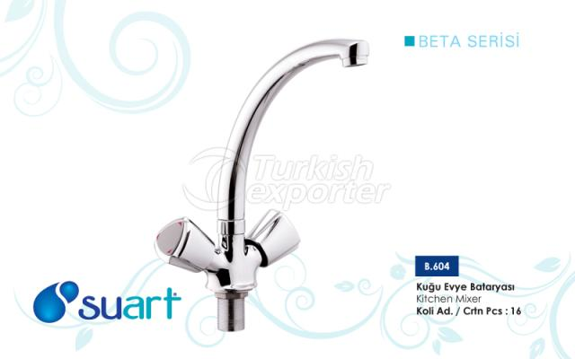 Kitchen Faucet B604 Beta