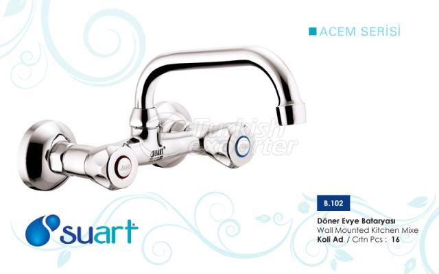Kitchen Faucet B102 Acem