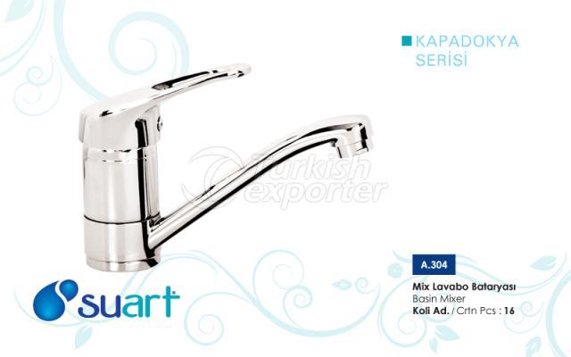 Sink Faucet A304 Kapadokya