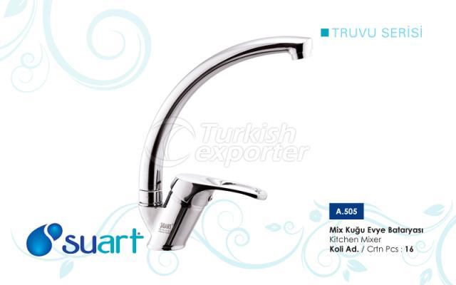 Kitchen Faucet A505 Truva