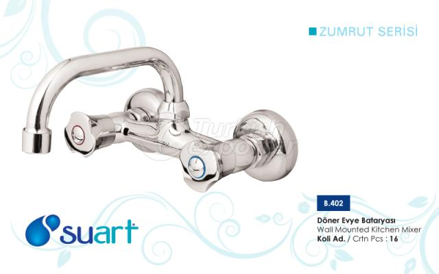 Kitchen Faucet B402 Zumrut