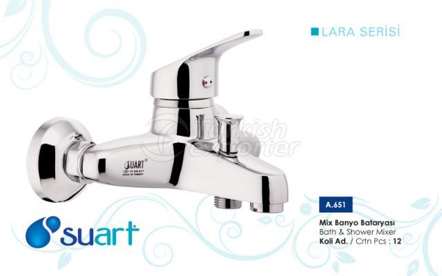 Bathroom Faucet A651 Lara