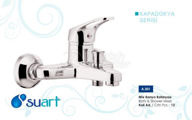 Kitchen Faucet A301 Kapadokya