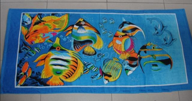 Printed Beach Towels MTX722
