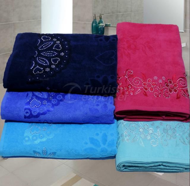 Bath Towel Velvet