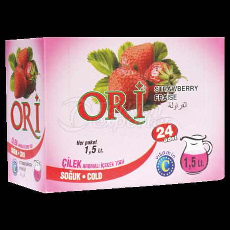 Cold Powder Beverage Strawberry