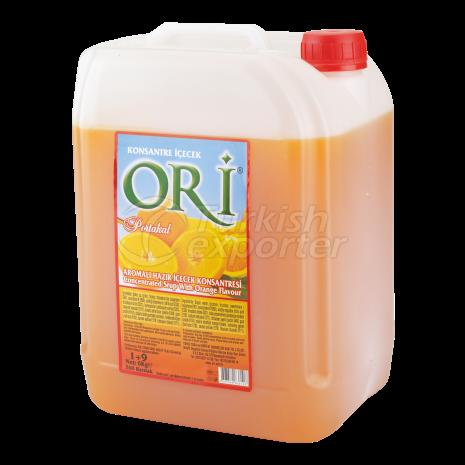 Fruit Syrup Orange