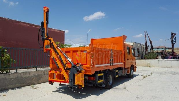 GRP And Pile Driver Machine