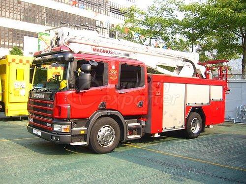 Firefighting Truck