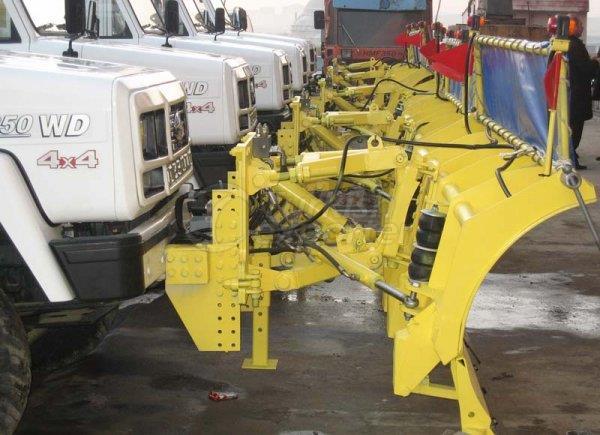 Snow Plough HS Series